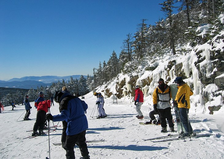 10 top rated ski resorts in vermont 2016 planetware