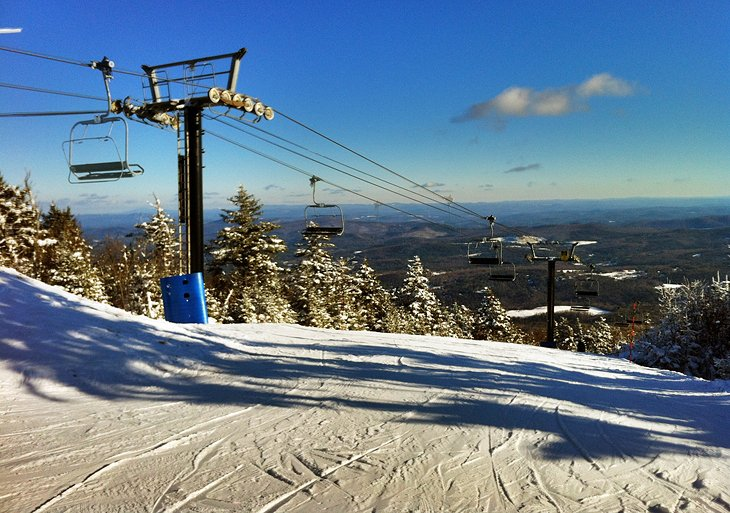 Winter Resorts Northeast Christmas 2020 12 Top Rated Ski Resorts in Vermont, 2020 | PlanetWare