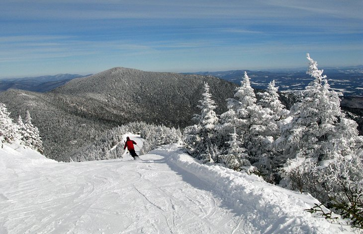 12 Top-Rated Ski Resorts in Vermont, 2019 | PlanetWare