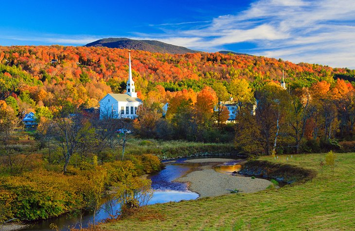 14 TopRated Tourist Attractions in Vermont – Vermont Tourist Attractions Map