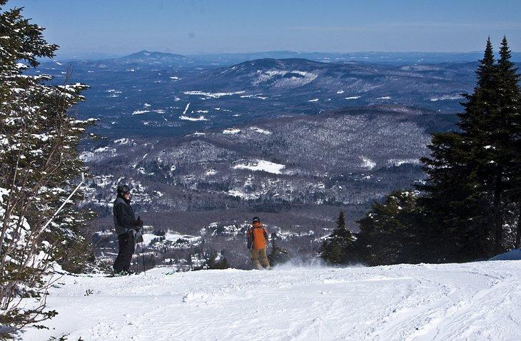 Montaña Stratton, Vermont