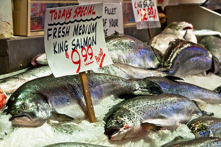 Mercado de Pike Place
