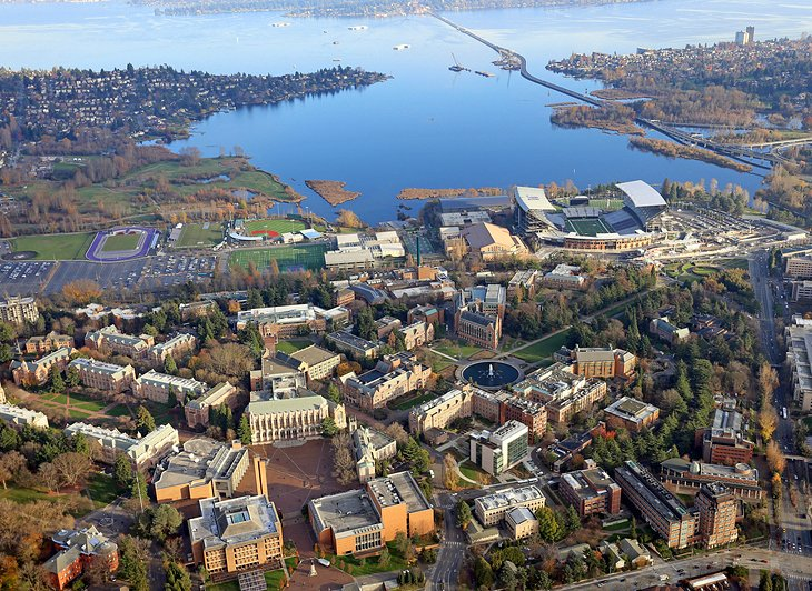 University Washington in Seattle