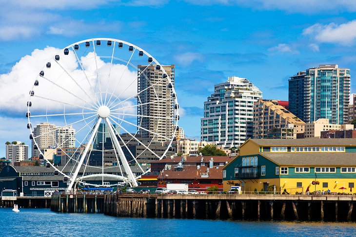 11 TopRated Tourist Attractions in Seattle – Tourist Map Of Seattle
