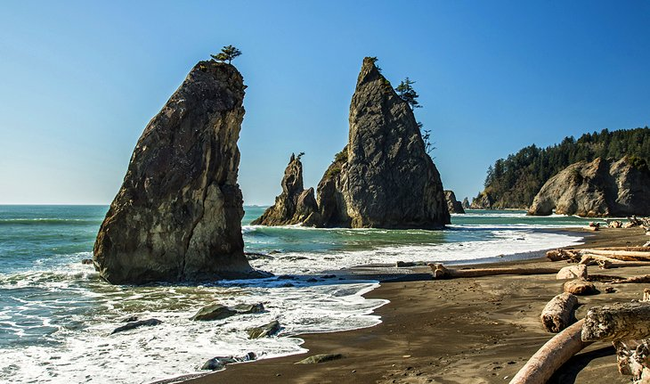 Washington Natural Attractions
