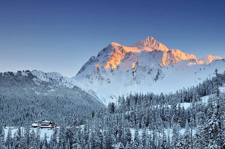 Mount Shuksan Ski Lodge