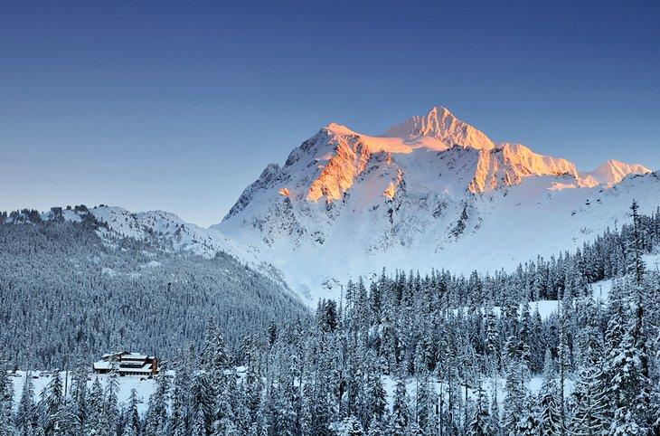 Albergue de esquí Mount Shuksan