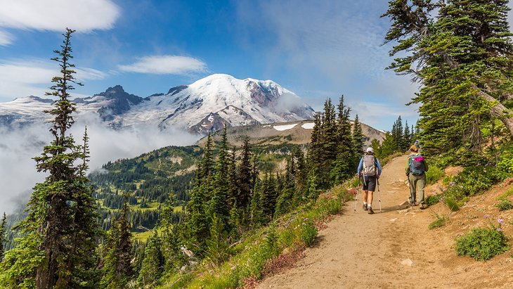 9 Top Rated Hikes In Mount Rainier National Park Planetware