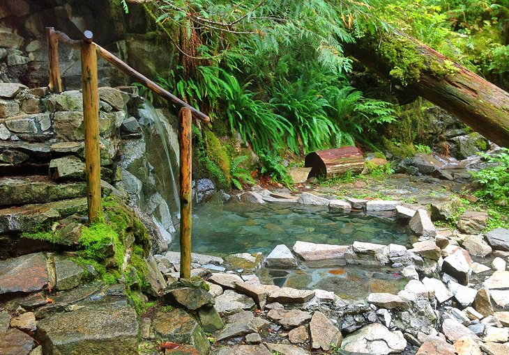 8 Top-Rated Hot Springs in Washington | PlanetWare