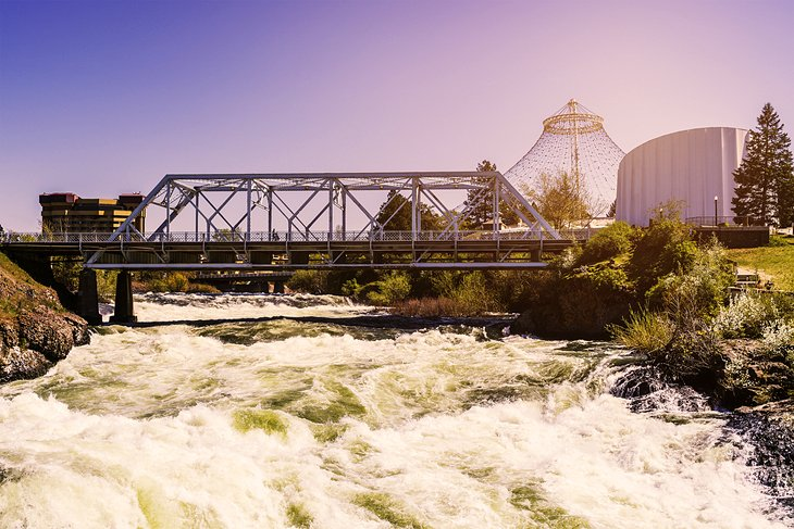 Spokane washington riverfront park go northwest! A travel guide.