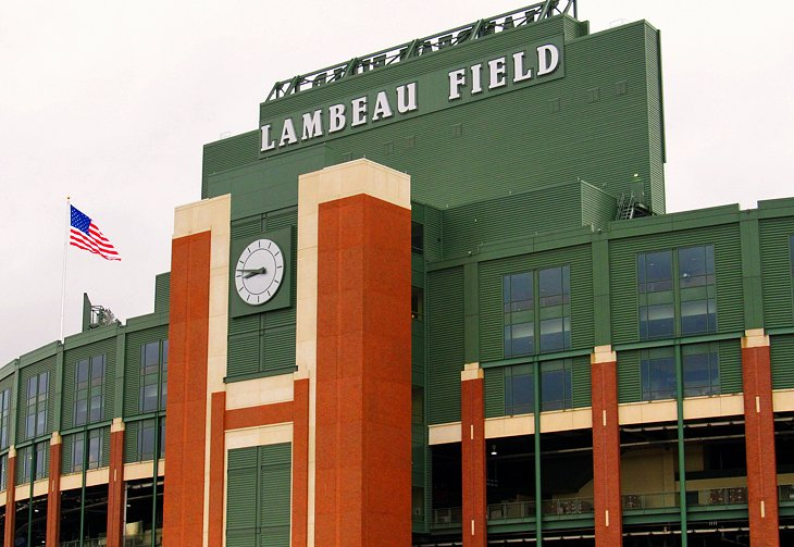 Lambeau Field and the Green Bay Packers
