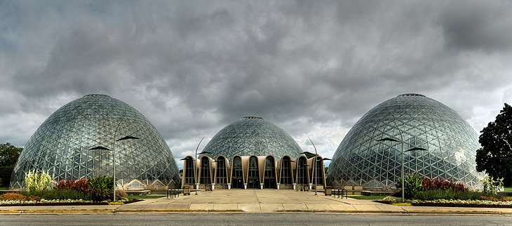 The Domes: Mitchell Park Conservatory