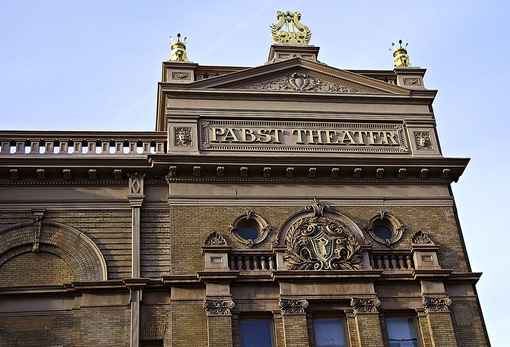 Pabst Theater and Pabst Mansion