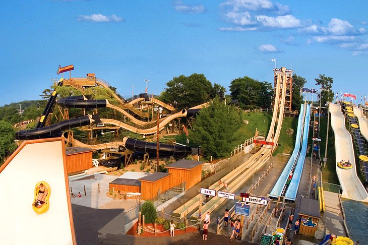 14 Top Rated Attractions Things To Do In Wisconsin Dells Planetware