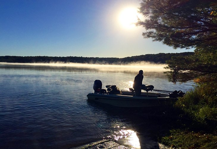 11 top rated fishing lakes in wisconsin planetware for Fishing in wisconsin