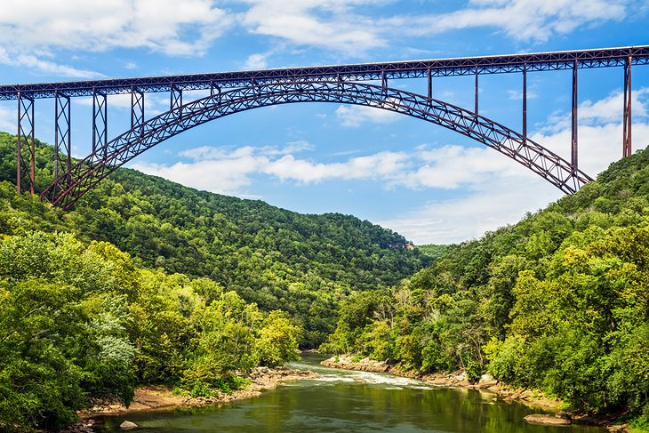 11 TopRated Tourist Attractions in West Virginia – Virginia Tourist Attractions Map