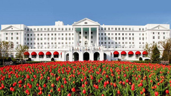 Photo Source: The Greenbrier