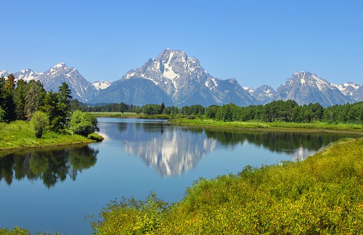 The Snake River: Scenic Floats and Whitewater Adventures