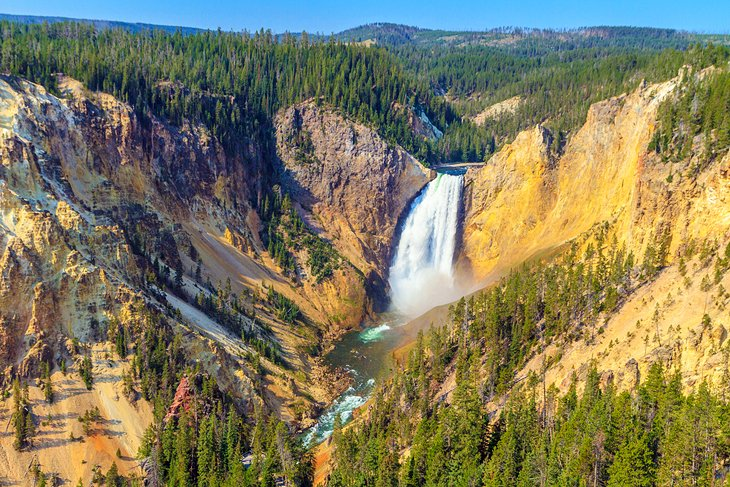 Visiting Yellowstone National Park Attractions Tips Tours - Top 10 things to see in yellowstone national park