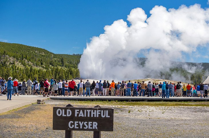Visiting Yellowstone National Park: 12 Attractions, Tips ...