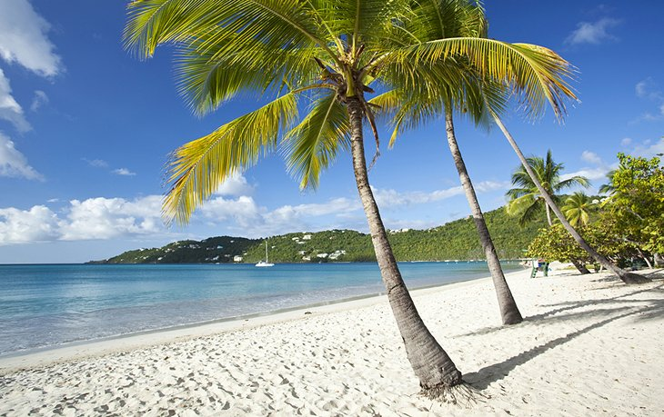 Where To Fly Into The Virgin Islands