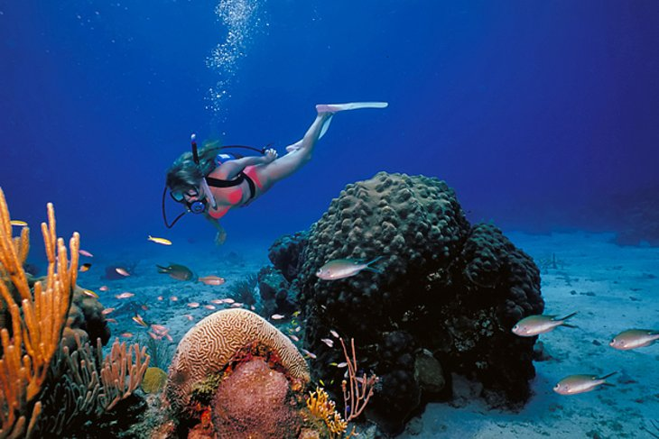 Virgin Islands National Park Attractions