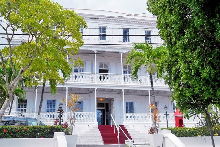 Government House, St. Thomas