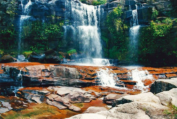 10 top rated tourist attractions in venezuela planetware 5 canaima national park and the gran sabana sciox Images