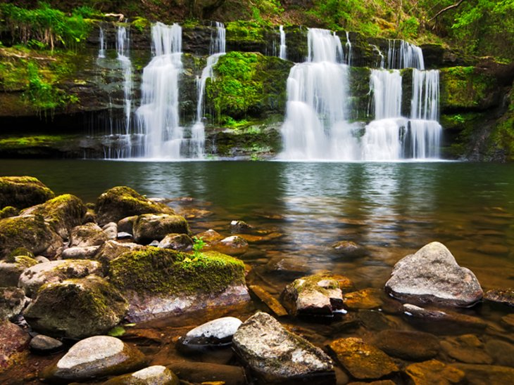 Brecon's Spectacular Waterfalls