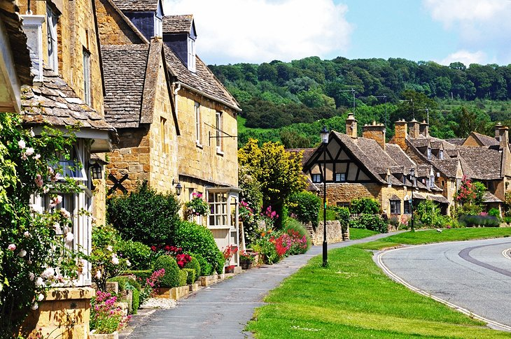 Into England: Bristol and the Cotswolds