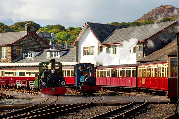 Tourist attractions in northern wales : Top rated tourist attractions in north wales planetware