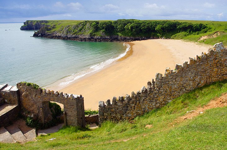 10 Top Rated Tourist Attractions On The Pembrokeshire