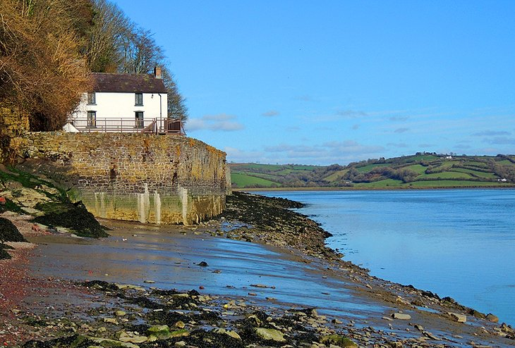 Dylan Thomas' Laugharne