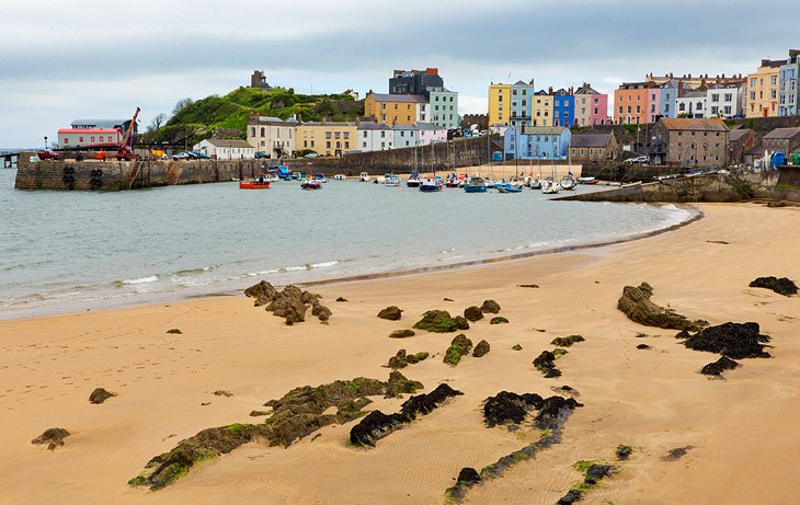 The Town of Tenby