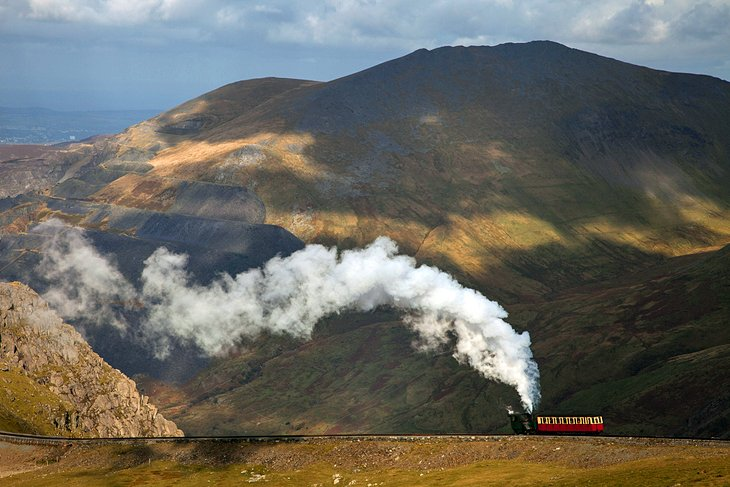 Wales by Rail PlanetWare
