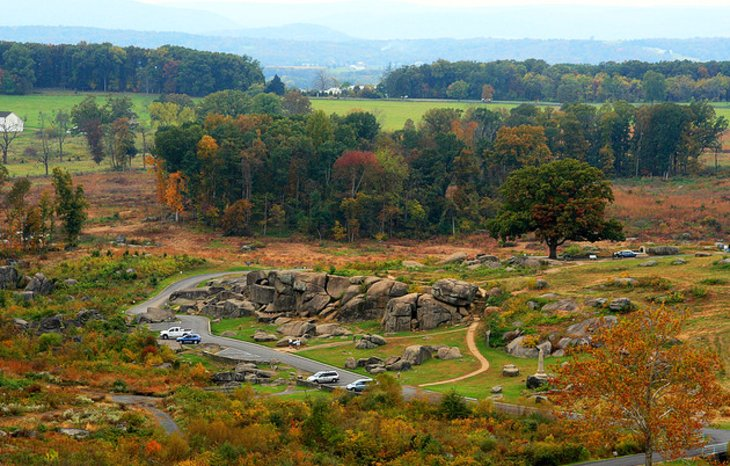 10 TopRated Tourist Attractions in Pennsylvania – Pennsylvania Tourist Attractions Map