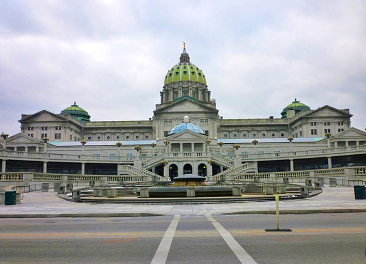 10 TopRated Tourist Attractions in Pennsylvania – Tourist Attractions Map In Pa