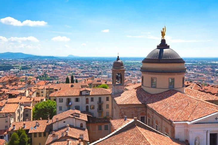 Bergamo Italy Pictures Bergamo Italy