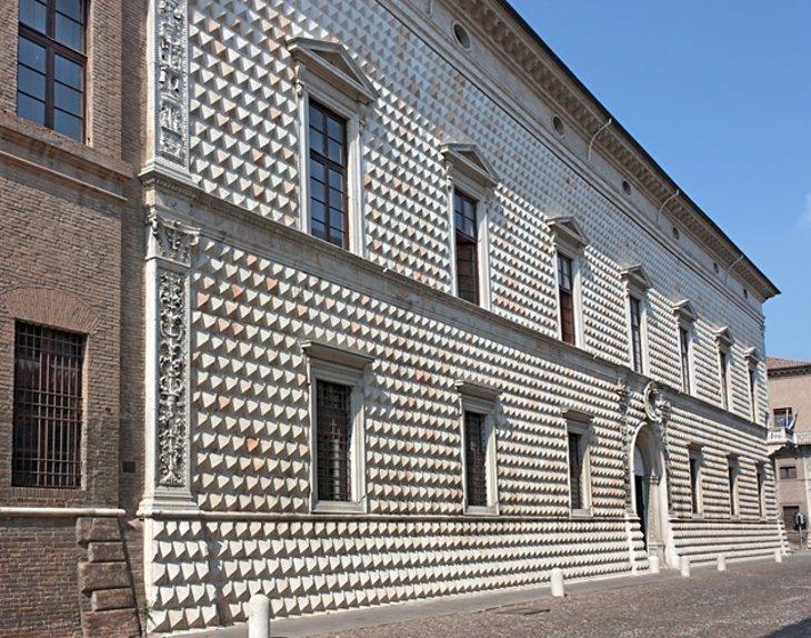Palazzo dei Diamanti Art Galleries