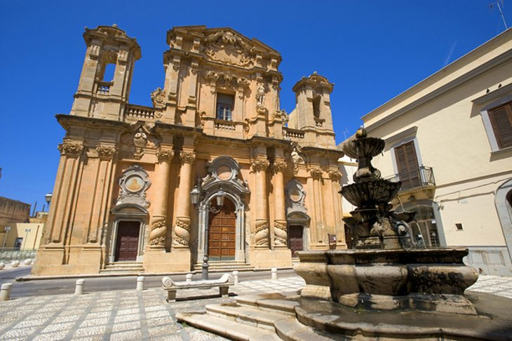 Cathedral and Museum in Marsala
