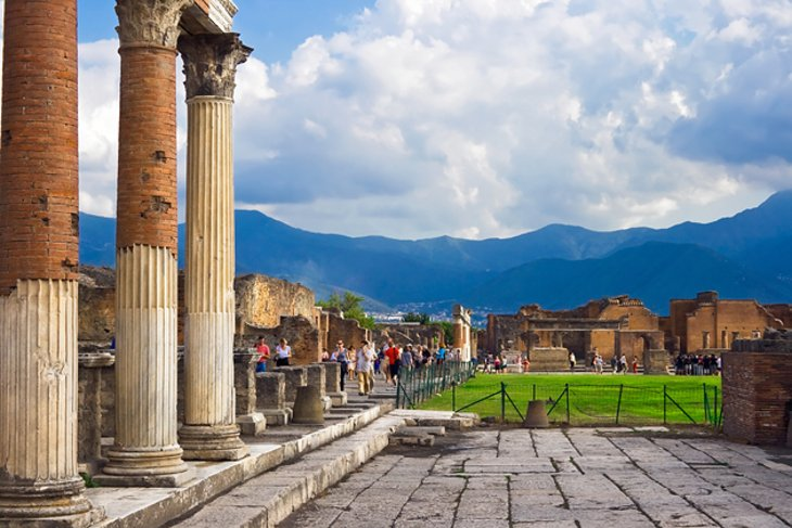 Where Is Pompeii On A Map Of Italy.Visiting Pompeii 11 Top Attractions Tips Tours Planetware