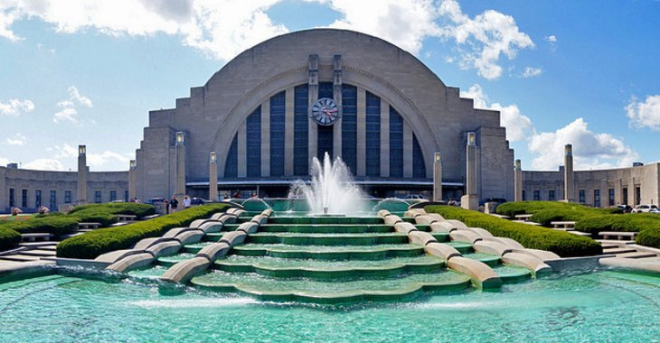 9 TopRated Tourist Attractions in Cincinnati – Ohio Tourist Attractions Map