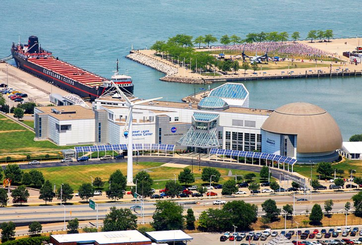 TOP 11 Places to visit in Cleveland – Cleveland Tourist Attractions Map