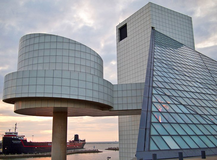 11 TopRated Tourist Attractions in Cleveland – Ohio Tourist Attractions Map