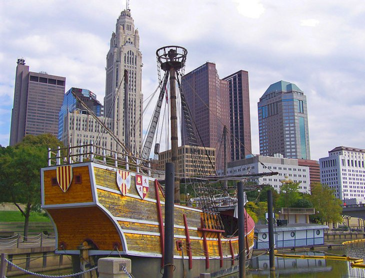 7 TopRated Tourist Attractions in Columbus – Tourist Attractions Map In Columbus Ohio