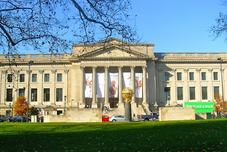 The Franklin Institute Science Museum