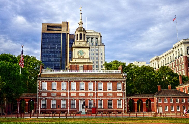 12 TopRated Tourist Attractions in Philadelphia – Tourist Map of Philadelphia