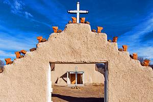 Native American Pueblos of New Mexico: A Visitor's Guide