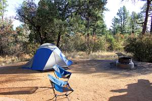 7 Top-Rated Campgrounds near Prescott, Arizona