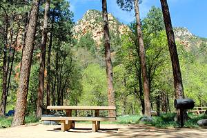 6 Top-Rated Campgrounds in Sedona